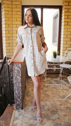 Коллекция Bon Voyage рубашка-халат № 170521