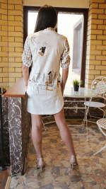 Коллекция Bon Voyage рубашка-халат № 170521 - 2